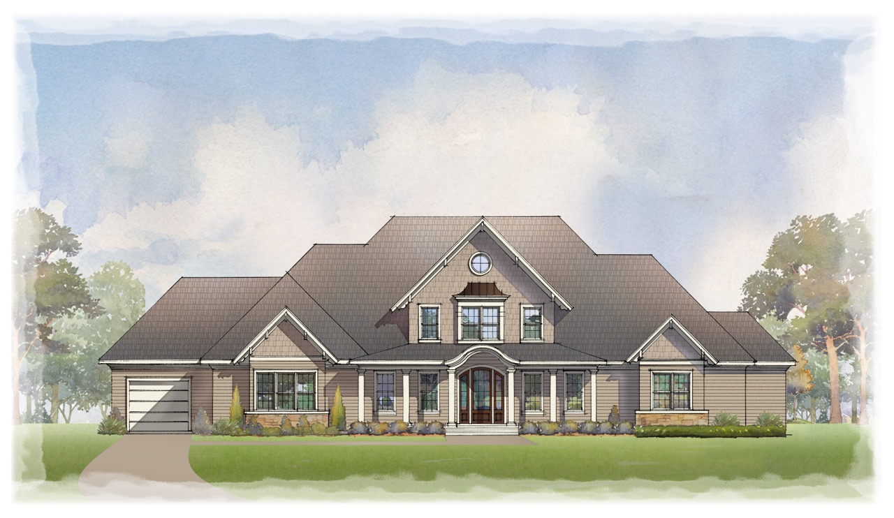 Hampton's Inspired Farmhouse